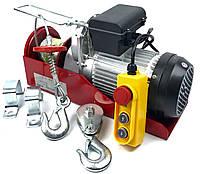 Электрический тельфер《лебедка》Euro Craft HJ208 ✅ 1 ТОННА ✅2кВт✅ POLAND✅Гарантия 1 год!