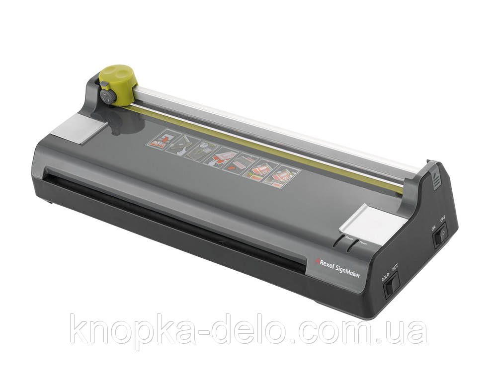 Ламинатор REXEL SignMaker А3 125мкм (2104152EU)