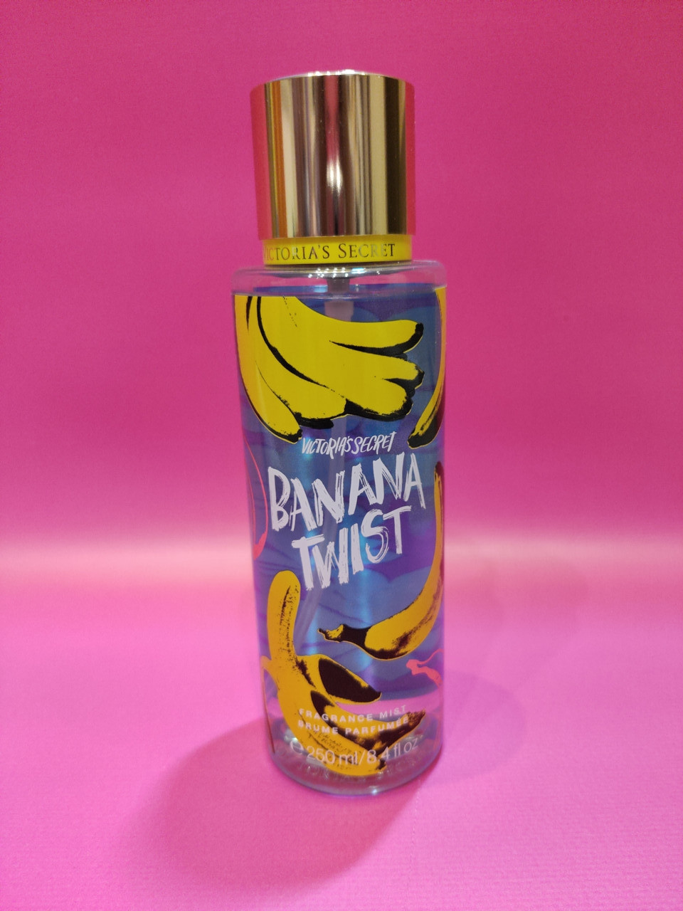 Спрей для тела Victoria's Secret Banana Twist Fragrance Mist