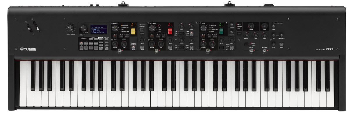 Сценическое цифровое пианино YAMAHA CP73