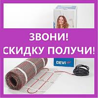 Нагревательный мат Devicomfort 150T 7 м² 1050Вт (83 030 580), теплый пол под плитку Devi, Деви кабельный