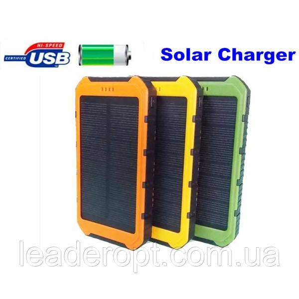 [ОПТ] Power Bank с солнейчной батареей  Land Rover Solar