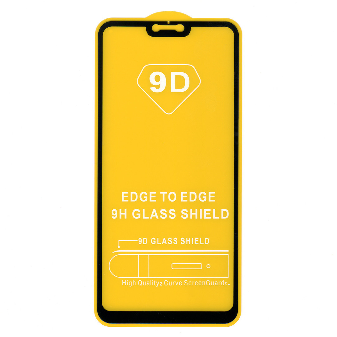 Защитное стекло Full Glue для Xiaomi Mi 8 Lite