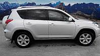 Ветровики Toyota Rav 4 III 5d 2006  дефлекторы окон