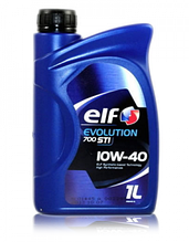 Моторное масло ELF EVOLUTION 700 STI 10W-40, 1л
