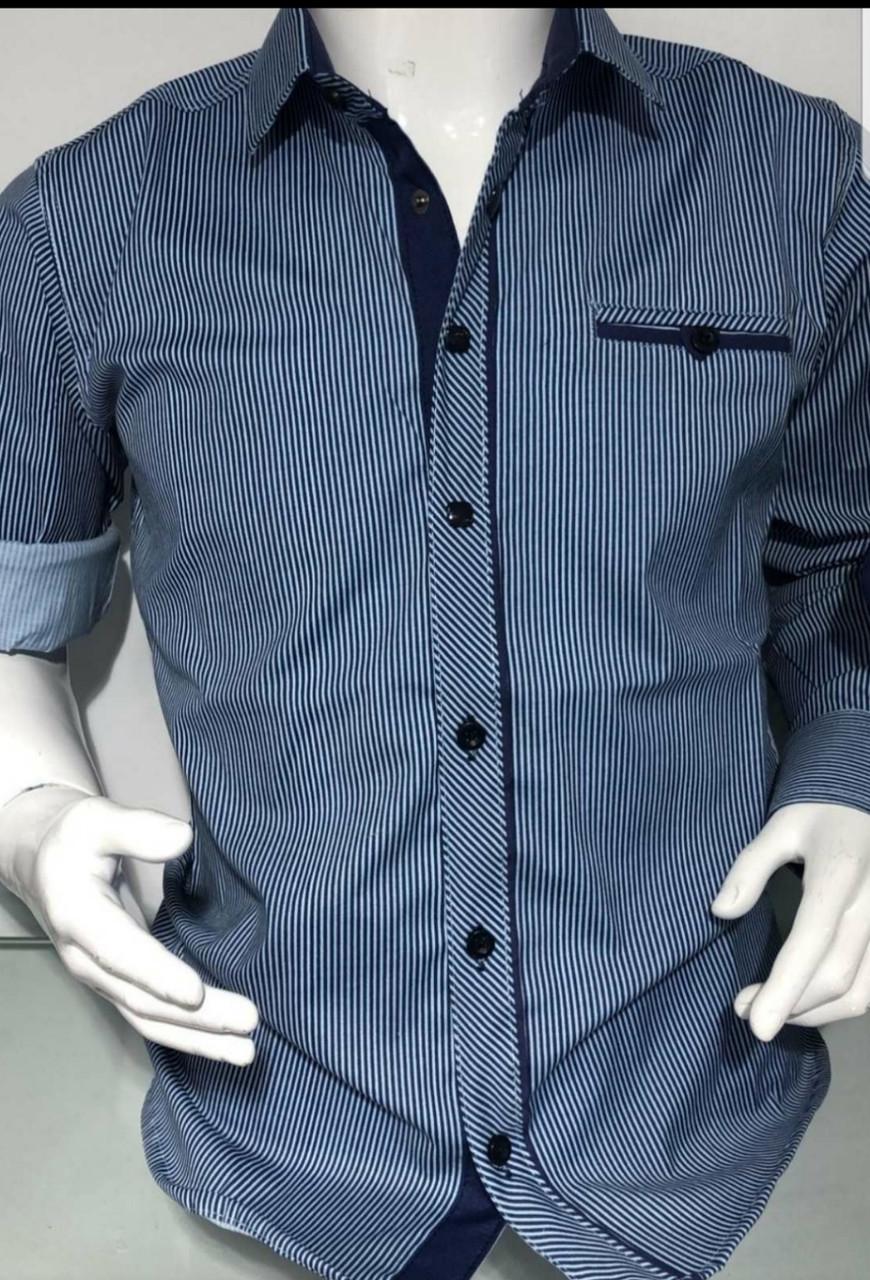 Рубашки для мальчиков 2-7 лет Ikoras