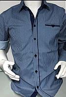 Рубашки для мальчиков 2-7 лет Ikoras, фото 1