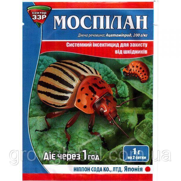 Моспилан 1 г, оригинал
