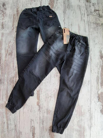 Подростковые джинсы для мальчика р. 8-12 лет опт, фото 2