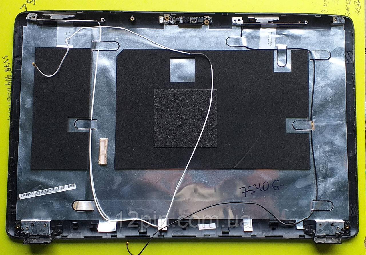 Кришка матриці Acer Aspire 7540g б.у. оригінал