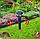 Светильник-отпугиватель кротов, грызунов на солнечной батарее, круглый, фото 2
