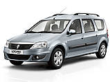 Авточехлы Renault Logan MCV 2009-2013 (7 мест)(з/сп. цельная) Nika, фото 10