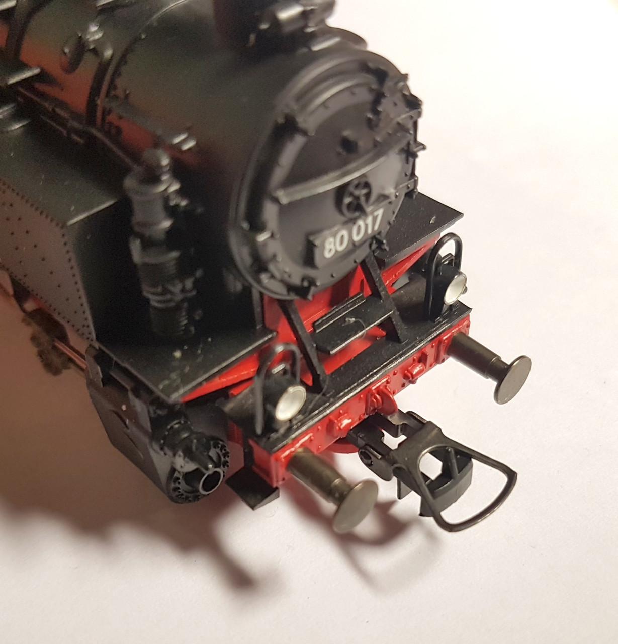 Roco 89203 Соединительная сцепка для локомотивов и тендеров Roco Piko, масштаба 1:87, H0