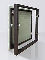 Нажимной люк  под плитку и мозаику HomeDeco 600х400