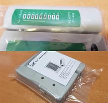 Кабельный тестер витой пары RJ-45 и RJ-11 для прозвонка сетевой tester, фото 3