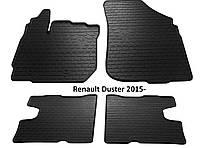 Коврики в авто, автоковрики RENAULT Duster 2015 резиновые Stingray Stingray