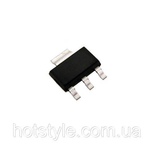 10x Чип AMS1117-5.0 AMS1117 SOT223, Стабилизатор напряжения 5В 1А