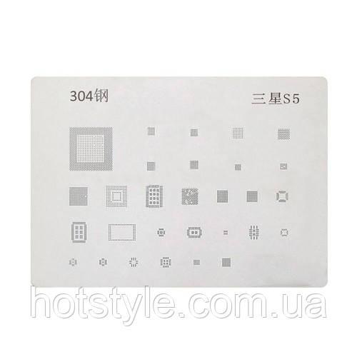 BGA трафарет 304 для реболлинга Samsung Galaxy S5