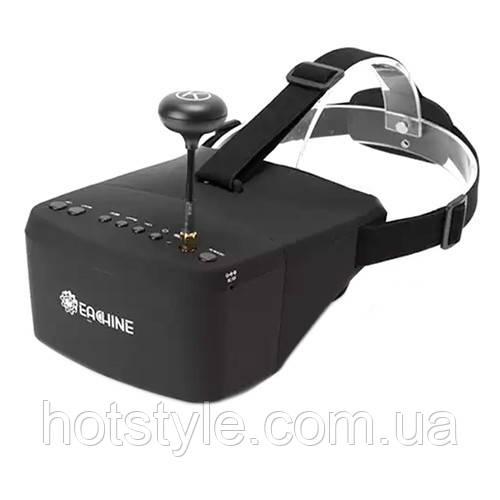 """FPV видео шлем очки 5.8G 40CH RaceBand 5"""" 800x480 Eachine EV800"""
