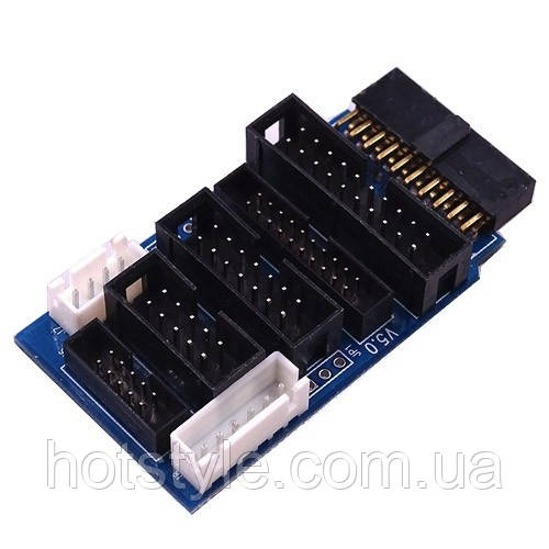 JTAG SWD адаптер переходник для J-Link V8 ULINK2