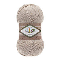 Alize Cotton Gold Tweed, №67, бежевый