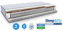 Матрас Platinum/Платинум 20см 160*190 (с кокос.койрой) Silver Edition S&F
