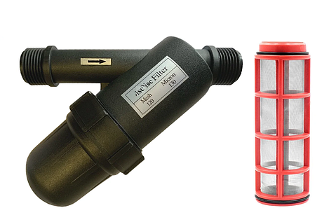 """Фільтр сітчастий для крапельного поливу Andar 3/4""""ПН 5m3, фото 2"""