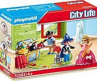 Плеймобил Playmobil 70283 Костюмированный праздник в детском саду Children Disguise Box