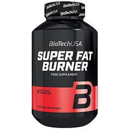 Жироспалювач Super Fat Burner BioTech 120 таблеток