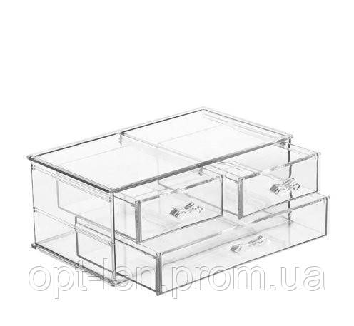 Комод-органайзер для косметики PlastArt KZ-105