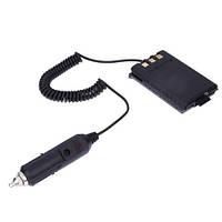 Автомобильный адаптер питания рации Baofeng UV-5R, эмулятор акб BL-5
