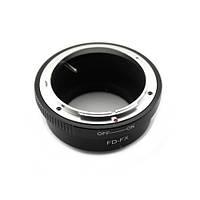 Адаптер переходник Canon FD - Fujifilm X FX Ulata