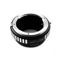 Адаптер переходник Nikon G - Fujifilm X FX Ulata