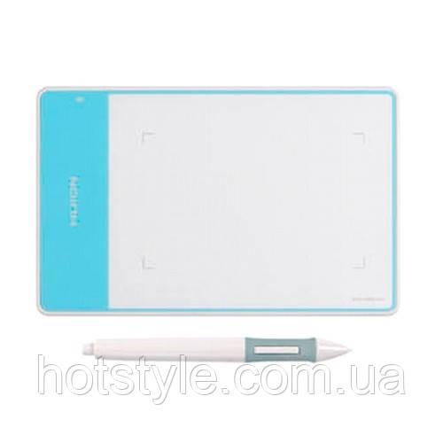 """Графический планшет с пером HUION 420 4x2.23"""", белый"""