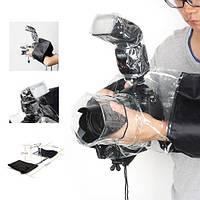 Дождевик для зерк.камер, защитный чехол от дождя