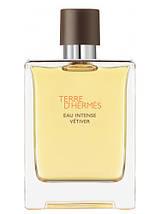 Hermes Terre d'Hermes Eau Intense Vetiver парфюмированная вода 100 ml. (Терра Д'Гермес Еау Интенс Ветивер), фото 2