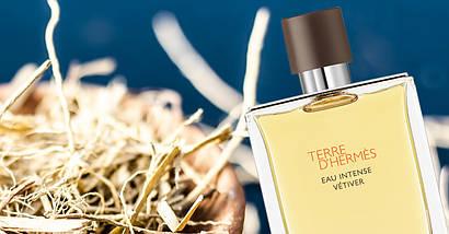 Hermes Terre d'Hermes Eau Intense Vetiver парфюмированная вода 100 ml. (Терра Д'Гермес Еау Интенс Ветивер), фото 3