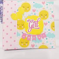 Альбом для девочки Мамины заметки Альбом для дівчинки