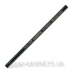 Вугільний олівець Faber-Castell Pitt Charcoal Medium, середній, 117400