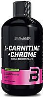 L-Carnitine + Chrome BioTech 500 мл