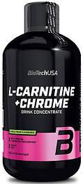 L-Carnitine + Chrome BioTech 500 мл