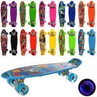 Скейт детский Пенни борд Profi, фото 1