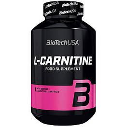 L-Carnitine 1000 мг BioTech 30 таблеток