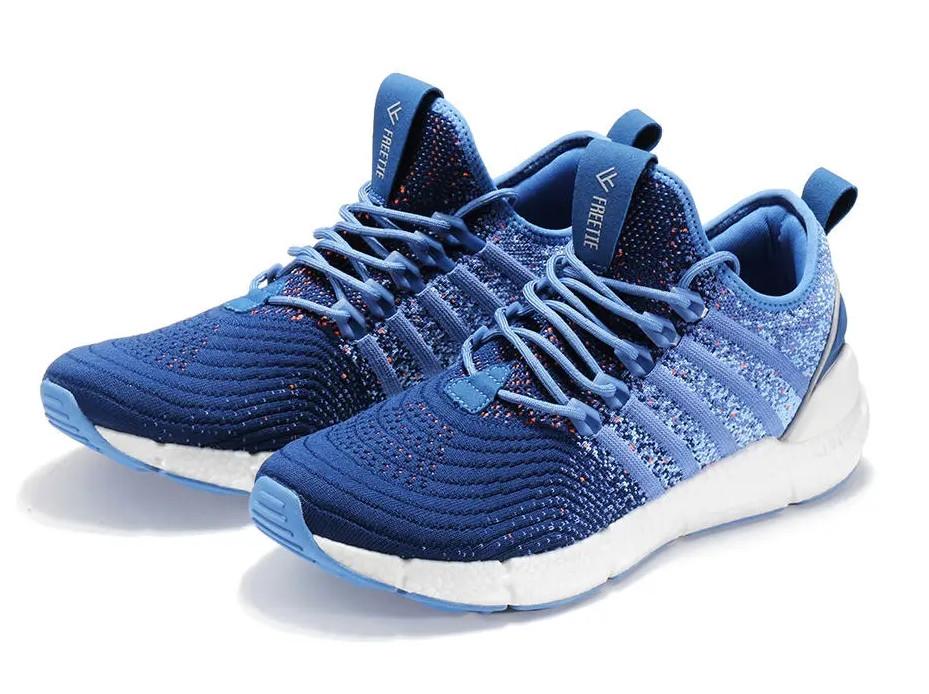 Кроссовки Xiaomi FreeTie Anti-Shock Sports Sneakers Blue Синие