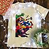 Мужская футболка с принтом - Marvel (Avengers)