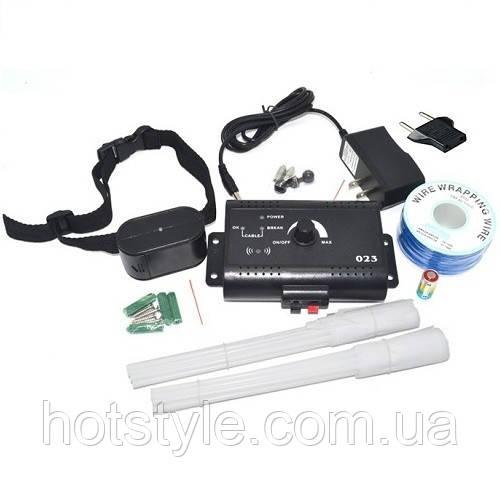 Электронный забор, система ограждения для собак, HT-023, 104580
