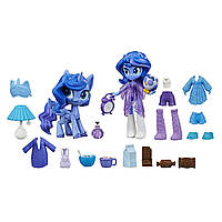 Набор My Little Pony Принцесса Луна с пони
