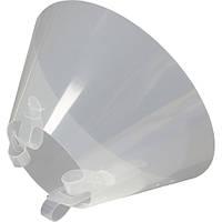 Комір для тварин 25см пластиковий, посилений, фото 1