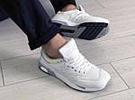 Мужские кроссовки New Balance 1500 ВЕЛИКОБРИТАНИЯ (белые) 9119, фото 4