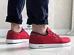 Чоловічі кросівки Lacoste (червоні) 9128, фото 3